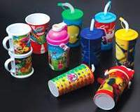 plastic items for children