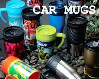 Plastic Products in China - Car Mugs