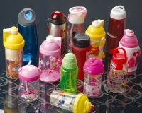 Plastic Products Exporter - Water Bottles