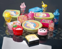 Plastic Housewares Manufacture - Lunch Boxes