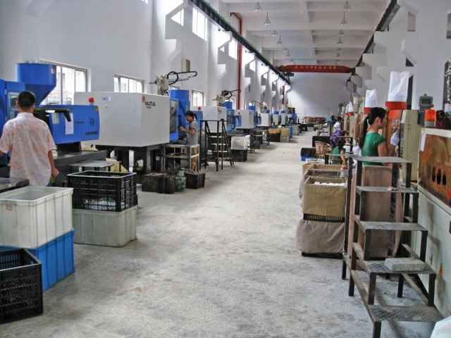 Chinese plastics products